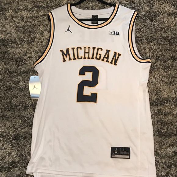 33fcd9fb2ec Jordan Other | Michigan Basketball Jersey | Poshmark
